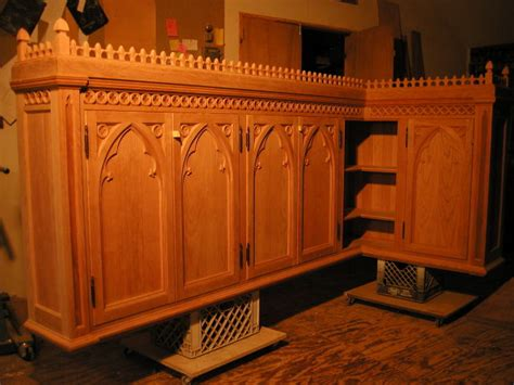 gothic kitchen cabinets gothic cabinets