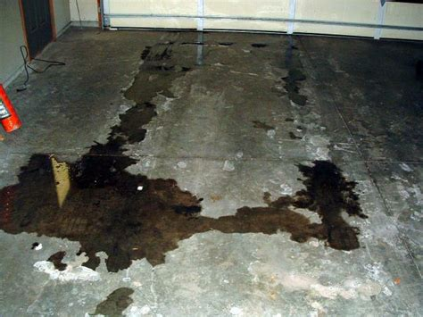 Spilled Gas In Garage by Hazards That Can Cause Serious Damage