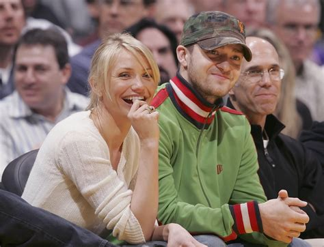Jt And Cameron Split by Cameron Diaz And Justin Timberlake With