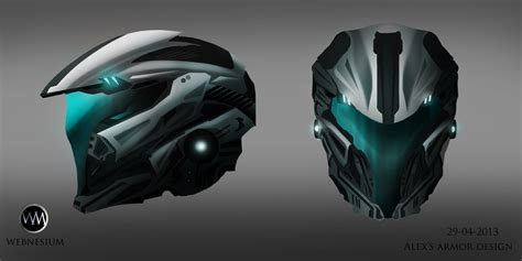 design for helmet helmet design concept art webnesium by azlaar on deviantart
