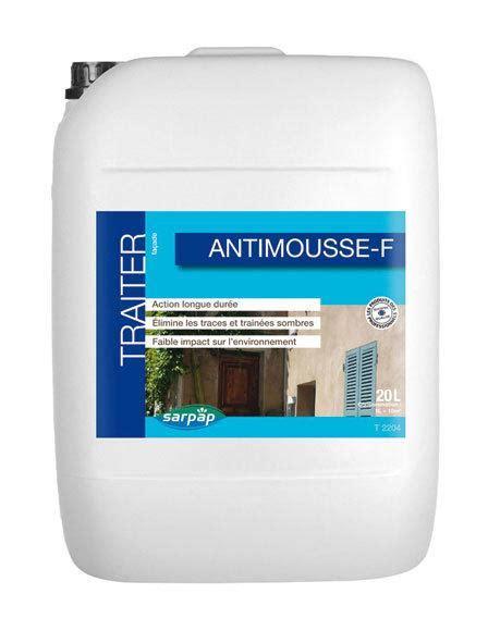 Produit Imperméabilisant Pour Toiture 2404 by Antimousse Comparez Les Prix Pour Professionnels Sur