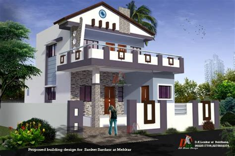 bungalow 3d design by d k 3d home design architecture 3d