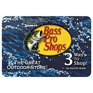Bass Pro Gift Card Balance Inquiry - check bass pro gift card balance lamoureph blog