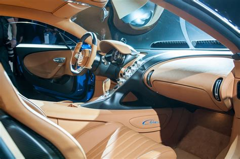 bugatti chiron interior 2017 bugatti chiron look review resetting the