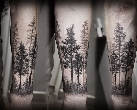 forest tattoo pinterest tattoo tatting and forest