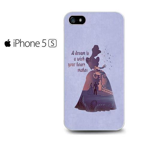 Cinderella Z2983 Iphone 5 5s cinderella is a wish disney princess iphone 5 iphone