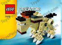 Mainan Anak Lego Legao Model Basic Parts 200 Pcs 81105 lego 7872 creature set parts inventory and lego reference guide