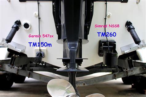 flat bottom boat vs semi v stern saver transom mounting system the hull truth