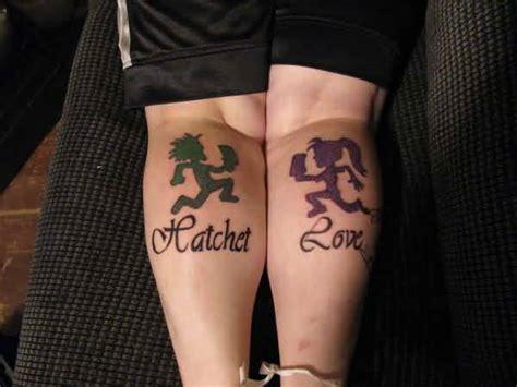 tattoo nightmares hatchet girl hatchetman tattoo ideas and hatchetman tattoo designs page 3