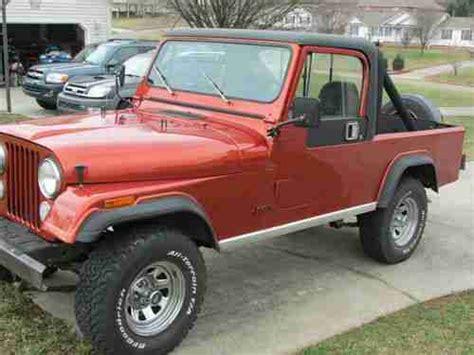 81 Jeep Scrambler Find New Jeep Scrambler 81 Cj8 In Greenback Tennessee