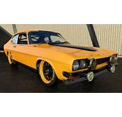1974 Ford Capri GT By SamCurry On DeviantArt