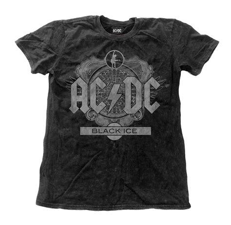 Ac Dc 46 T Shirt Size S official t shirt acdc ac dc black logo snow wash vintage all sizes ebay