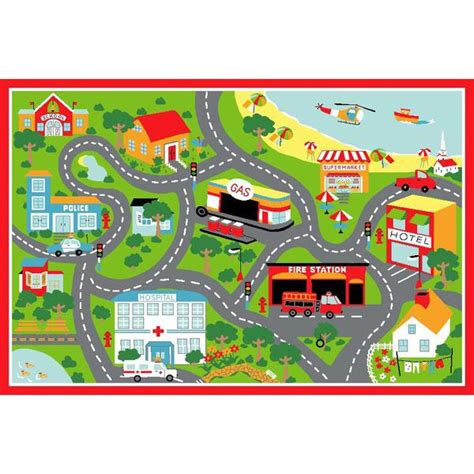 printable children s road map gvsd overview