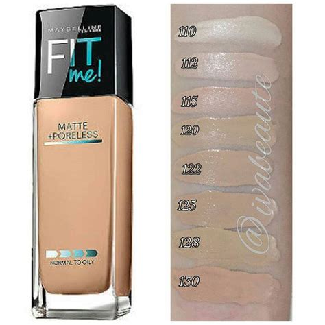 Harga Wardah Renew You Treatment Essence maybelline fit me matte poreless foundation 228 soft