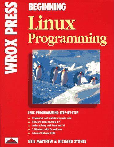beginning salesforce developer books beginning linux programming beginning richard stones