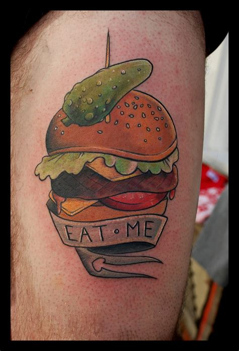 cheeseburger tattoo laser removal oxford calavera tattoos bristol
