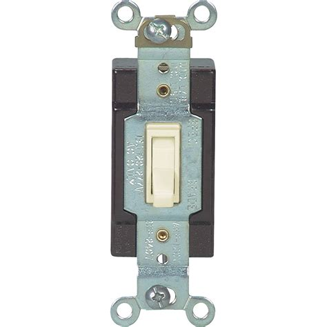 Lowes Light Switch by Shop Cooper Wiring Devices 15 Ivory 4 Way Light Switch