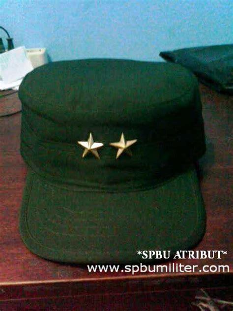 Topi Baret Topi Army Baret Tentara Topi Baret Merah Army Topi Racing B topi tni ad bintang 2 spbu militer