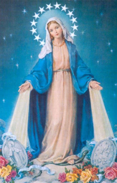 imagen virgen maria de la medalla milagrosa la medalla milagrosa octubre 2014