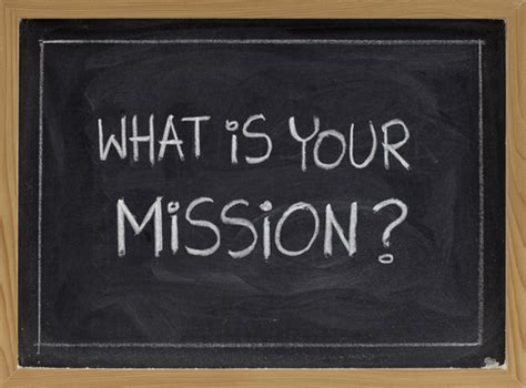 Looking For A Mission Driven Mba by Clarifying Your Mission The Step To Social