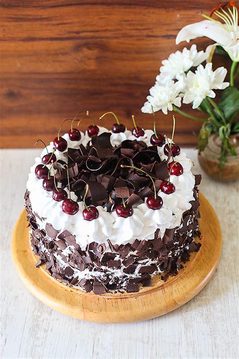 Cake Blackforest Cibubur 2 eggless black forest cake 187 divinetaste