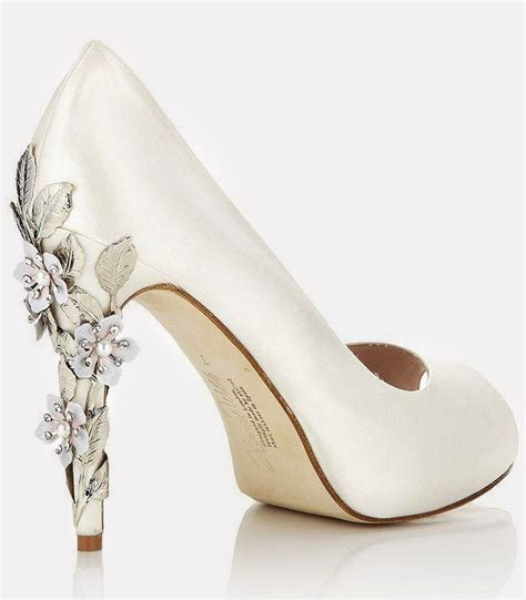 Bridal Pumps Ivory by 11 Snazzy Bridal Ivory Shoes For You In Every Style