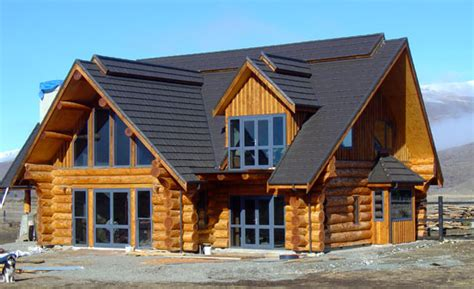 log homes new zealand most beautiful houses in