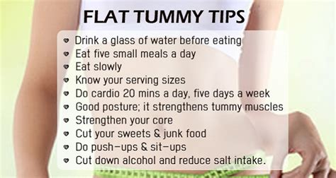 how to get a flat stomach after a c section 11 of the best science supported flat tummy tips natural