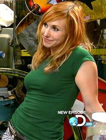 Mythbusters kari byron images kari byron wallpaper and background photos 37214873