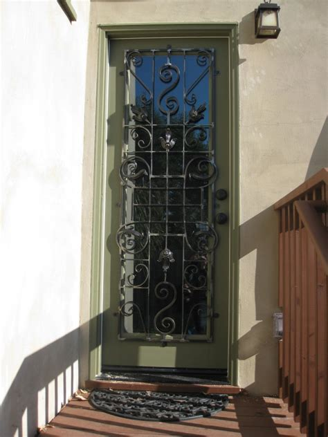 staci southwick decorative window  door bars