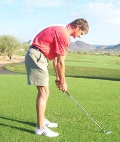 common golf swing problems body weaknesses swing faults