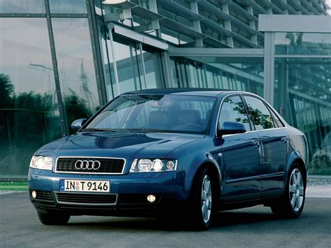 2000 audi a4 sedan audi a4 sedan 2000 2004