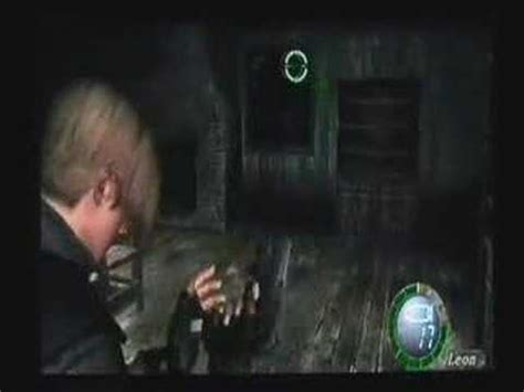 Re4 Cabin Fight by Resident Evil 4 Handgun Only Luis Cabin Fight 1 5