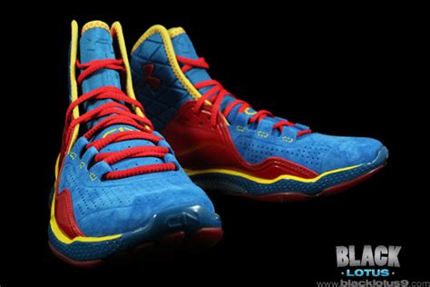 superman basketball shoes the armour highlight trainer black lotus
