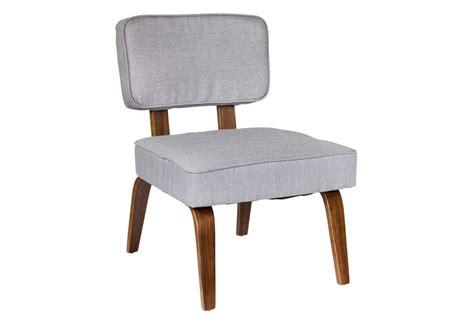 Mid Century Modern Accent Chair by Nunzio Mid Century Modern Accent Chair In Grey By Lumisource