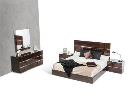 modrest picasso italian modern ebony lacquer nightstand