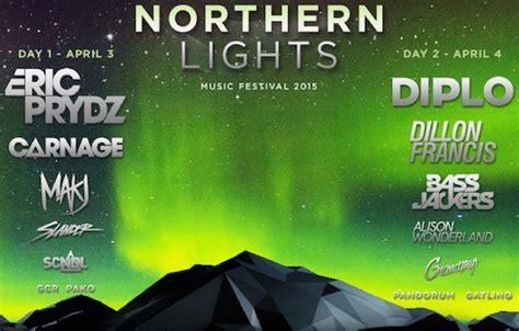 Northern Lights Festival by Diplo And Eric Prydz Headline Edmonton S Northern Lights