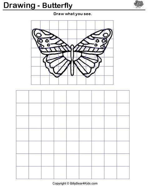 drawing activities 13 best images about grid enlargement on frogs
