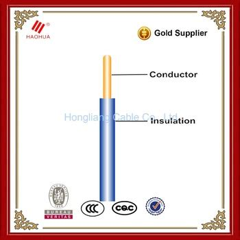 copper pvc wire 1 5mm 2 5mm 4mm 6mm 10mm single wire