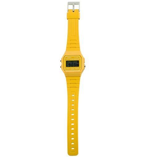 Classic Yellow Mustard By Sokolati classic mustard yellow f 91wc 9aef from casio