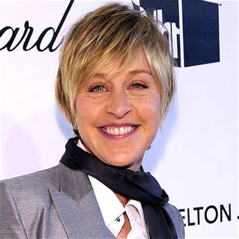 ellen hair frosting ellen hair frosting ellen degeneres changing looks