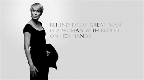 Robin Wright House Of Cards by House Of Cards Character Images Featuring Kevin Spacey