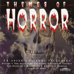 theme songs horror emporio ensemble themes of horror cd at discogs