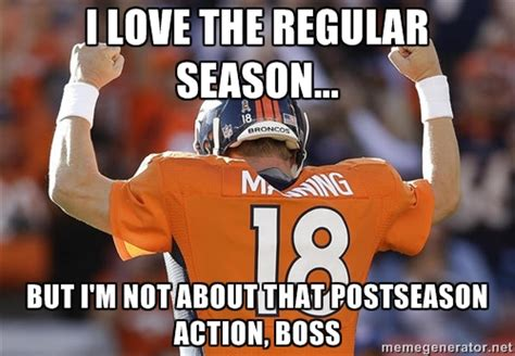 Manning Memes - the best of peyton manning super bowl internet memes joe