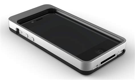 swipe iphone case features built in screen cleaning system