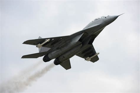 The Aviationist » Serbia's Mig-29 Fulcrum jets return to ... F 117 Stealth Fighter Cockpit