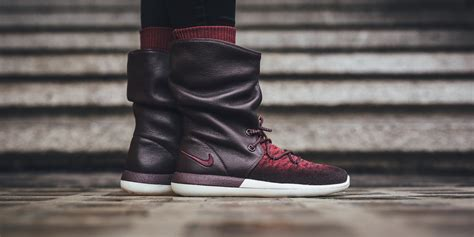 Flyknit Boot nike launching new hybrid roshe flyknit boot for