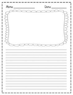 student writing paper template 1000 images about writing templates for students on