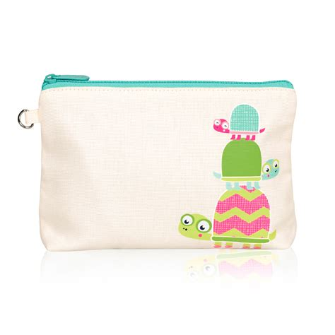 Mini Pouch w topsy turtles mini zipper pouch thirty one