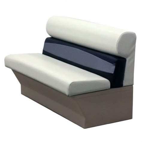 pontoon boat seat replacement covers elite 48 inch pontoon boat seat furniture